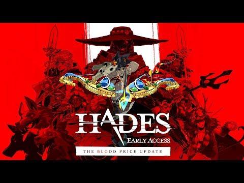 極度好評RPG遊戲Hades大更新