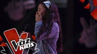 María José canta Corre – Audiciones a Ciegas | La Voz Kids Colombia 2019