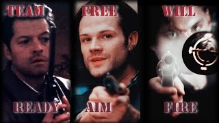 Team Free Will – Ready, Aim, Fire (Video/Song Request) [Collaboration With AngelOz]