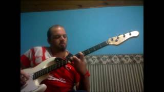 psycho the exploited (bass cover)