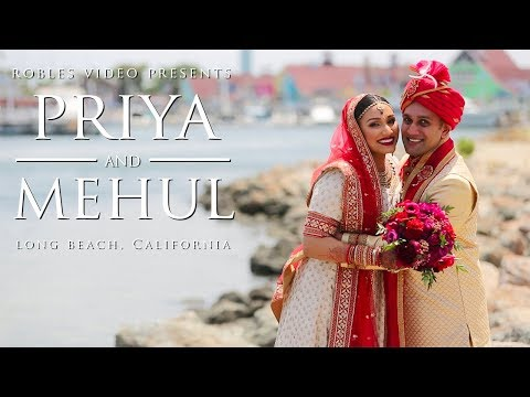 Priya Patel & Mehul Patel - Cinematic Hindu Wedding Day Highlights
