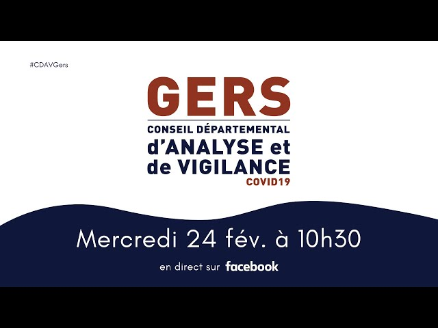 14ème CDAV Gers Covid-19