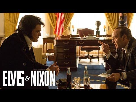 Elvis & Nixon (Clip 'House')