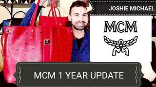 MCM Liz Shopper 1 YEAR Update || JM