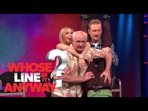 Živé kulisy: Titanic - Whose Line Is It Anyway?