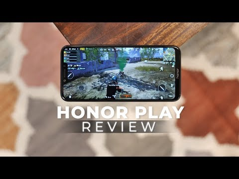 Honor Play Review: The True Budget Gaming Phone!