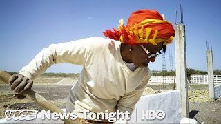 Burying Migrants & A Blind Gamer: VICE News Tonight Full Episode (HBO)