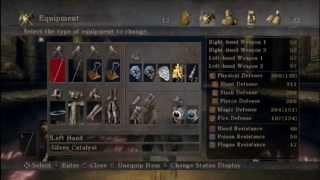 Demon's Souls - Switch Spell Glitch (watch 720p) Aka Running Firestorm Glitch