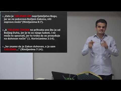 Zdravko Vučinić: Čovjek – Božji neprijatelj