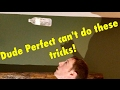 WATER BOTTLE FLIP EDITION DUDE PERFECT WISHED THEY COULD DO!!!