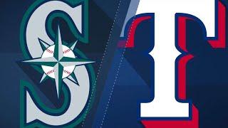 Bullpen, bats lead Rangers to 6-1 victory: 9/23/18 - Video Youtube