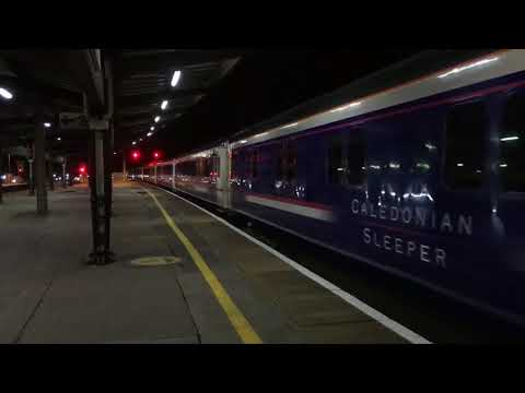 Overnight freight variety at Preston Preston 26th - 27th Oct…
