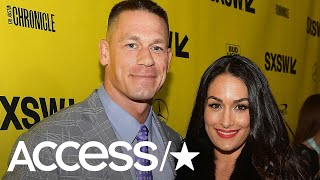 Nikki Bella Talks Split With John Cena: 'Right Now I Need To Work On Me' | Access