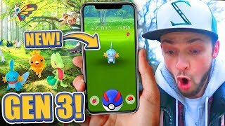 Download Youtube: 50+ NEW POKEMON in Pokemon GO! (Gen 3 Update)