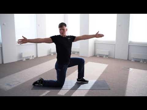 Грыжа грудного отдела позвоночника — Упражнения