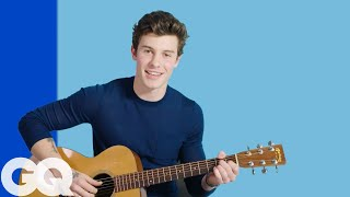 10 Things Shawn Mendes Can't Live Without | GQ - dooclip.me