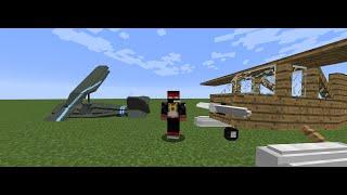MineCraft {1.10.2} [Обзор Модов] №80 - FLIGHT SIMULATOR MOD