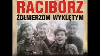 preview picture of video 'Racibórz Żołnierzom Wyklętym - inscenizacja odbicia polskich patriotów z rąk bezpieki'