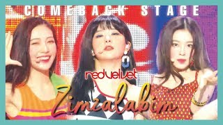 [Comeback Stage] Red Velvet   Zimzalabim,  레드벨벳   짐살라빔  Show Music Core 20190622