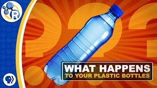 How is plastic recycled diagram