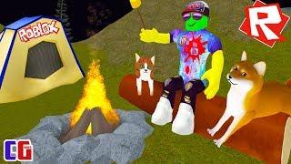 МОЕ СЧАСТЛИВОЕ ДЕТСТВО в РОБЛОКС #2 Сходил на ПИКНИК Подарили ЩЕНКА Мульт игра Роблокс от Сool GAMES