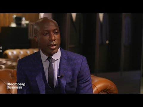 Ozwald Boateng: Is Africa the new China when it comes to luxury?