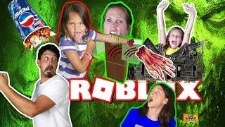FAMILY ZOMBIE SURVIVAL! LOST & EATEN! ROBLOX APOCALYPSE RISING GAMEPLAY | WPFG FUN GAME NIGHT