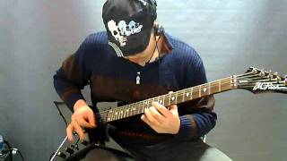 ACCEPT-I Don't Wanna Be Like You(ABEI-GUITAR-COVER)