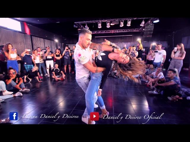Daniel & Desiree - DJ Khalid - Felices los 4