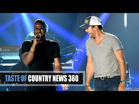 Luke Bryan, Jason Derulo Compare Dance Moves At 2017 CMT Awards Mp3