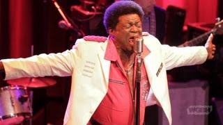 WGBH Music: Charles Bradley - Crying in the Chapel (live)
