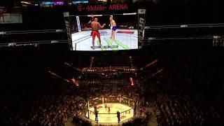 Robert Whittaker vs Yoel Romero UFC 213 (Live @ T-Mobile Arena 2017-07-08)