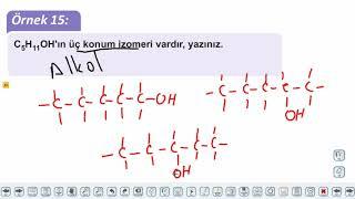 Eğitim Vadisi AYT Kimya 11.Föy Karbon Kimyasına Giriş 2 Konu Anlatım Videoları