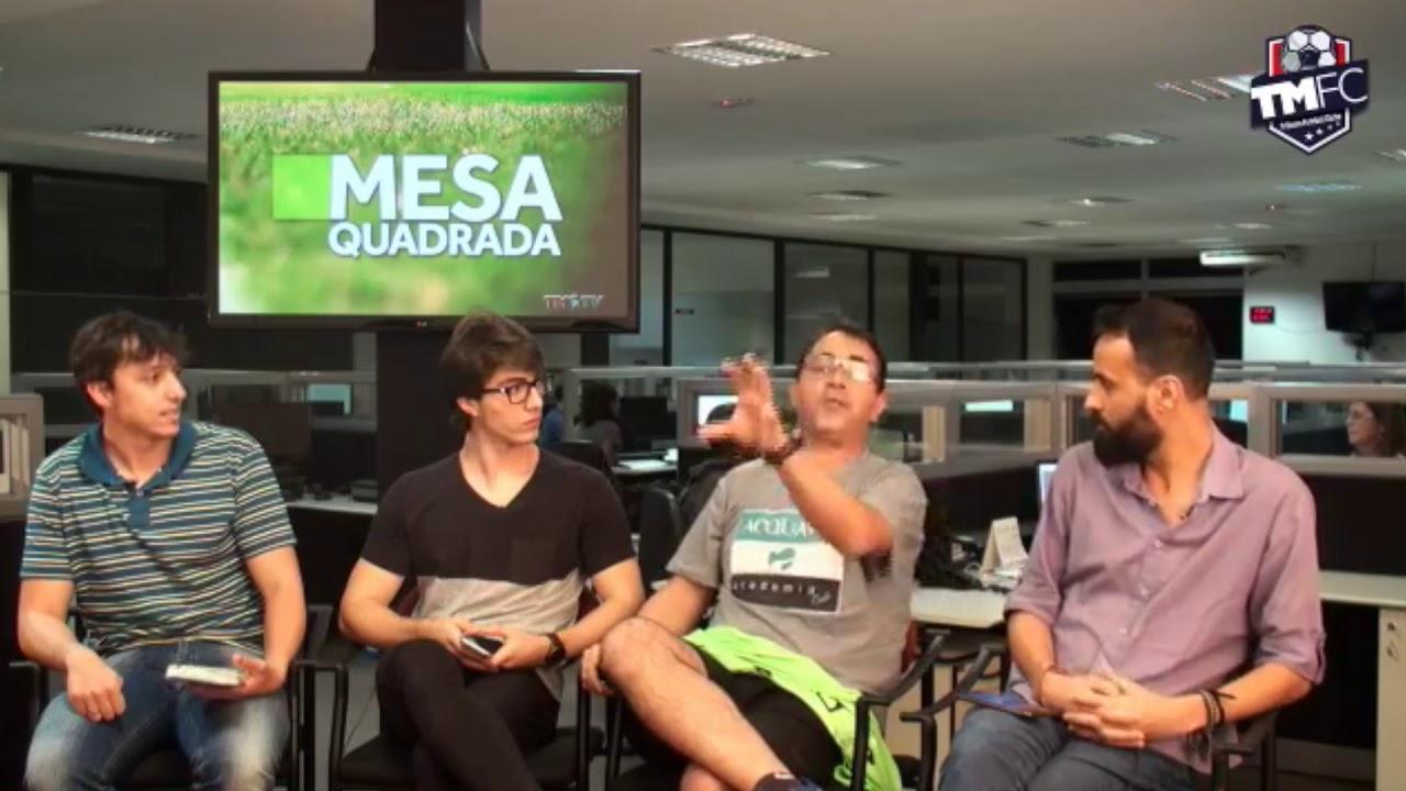 Imagem: O Mesa Quadrada discute mais um dia de Copa do Mundo