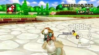 [MKW WR] DS Peach Gardens - 01:59.393