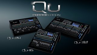 ALLEN & HEATH Qu-24 - Video
