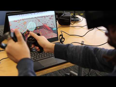 Innovative virtual reality software developed to enhance fluid
