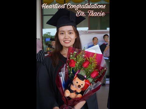 Cicie's Graduation