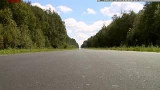 Дороги Новгородчины: в Шимске отремонтирован участок трассы, связывающий поселок с Волотом