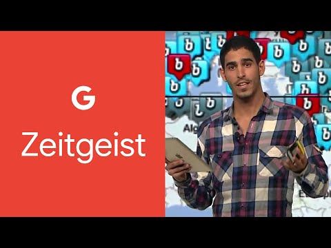 The News - Ahmed Shihab-Eldin at Zeitgeist Americas 2011