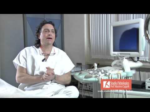 Thrombophlebitis di vene profonde. trattamento dinfiammazione