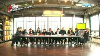 [EXO/세훈] 세훈이 뽑은 멤버들 외모 서열 1위는?  - 131128 EXO's Showtime EP.1 -