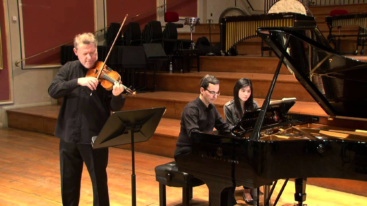 The Spring Sonata (Violin Sonata  No. 5, Op. 24)