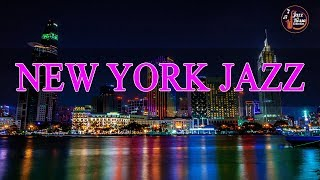 New York Jazz Lounge 3 Hours - Smooth Jazz Bar Classics
