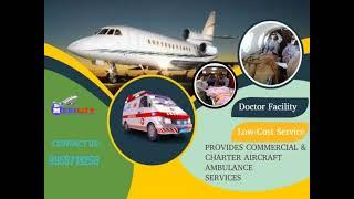 Top-Notch Emergency Air Ambulance Service in Mumbai and Chennai