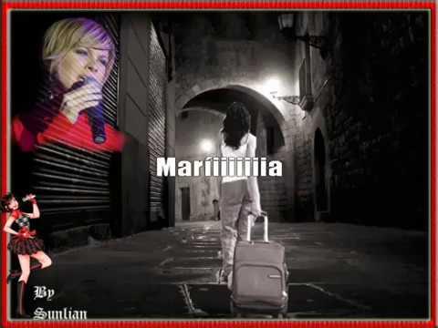 María se bebe las calles Pasión Vega