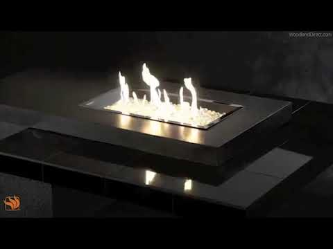 Uptown Gas Fire Pit Table