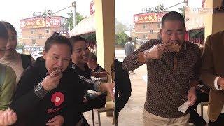 Qinzhou's most famous pork foot powder!