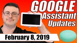Google Assistant New Updates and New Features for February 8, 2019