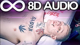 Lil Peep - U Said 🔊8D AUDIO🔊